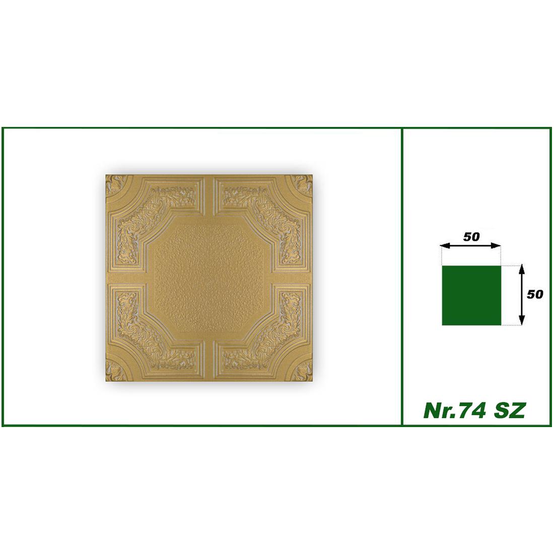 Hexim Deckenplatten Nr.74