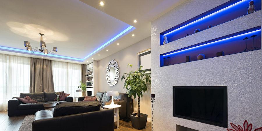 LED-Stuckprofile