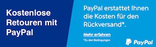 PayPal Zahlungen bei Hexim