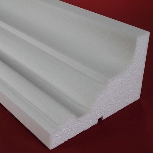 Fensterbankprofil aus expandiertem Polystyrol