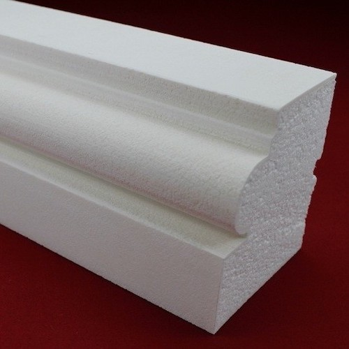 Gesimsprofile aus expandiertem Polystyrol