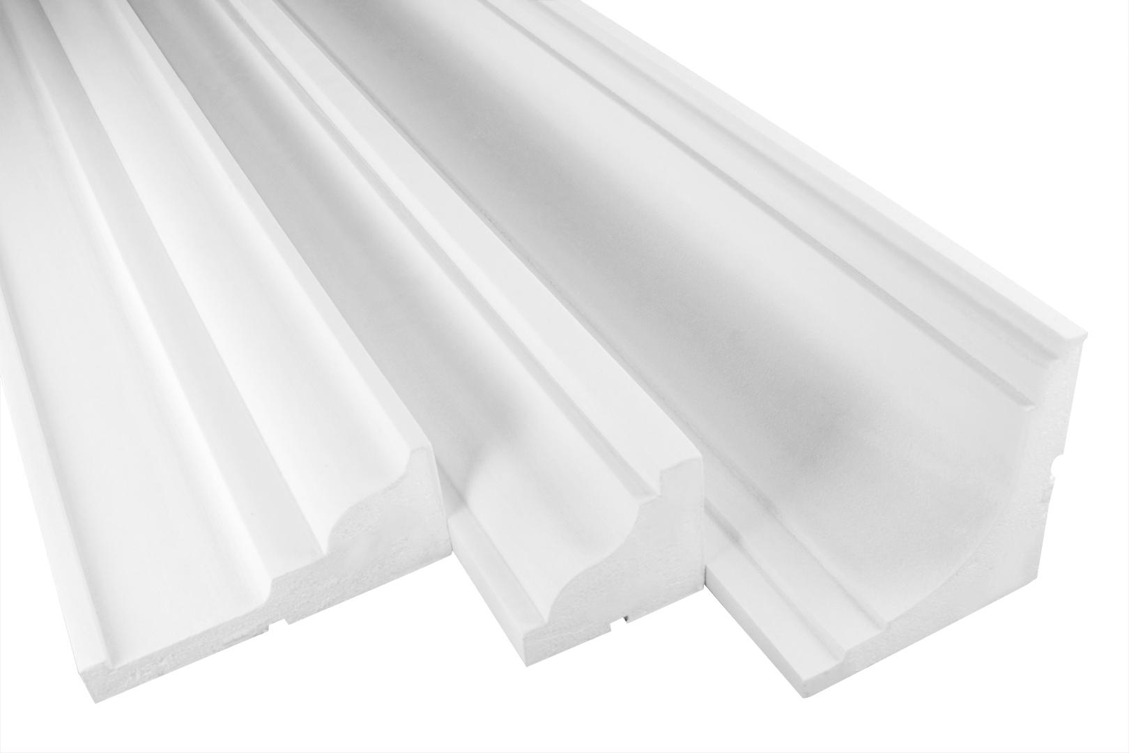 Muster Musterstücke Fassaden-, Gesimsprofile KC101-KC129
