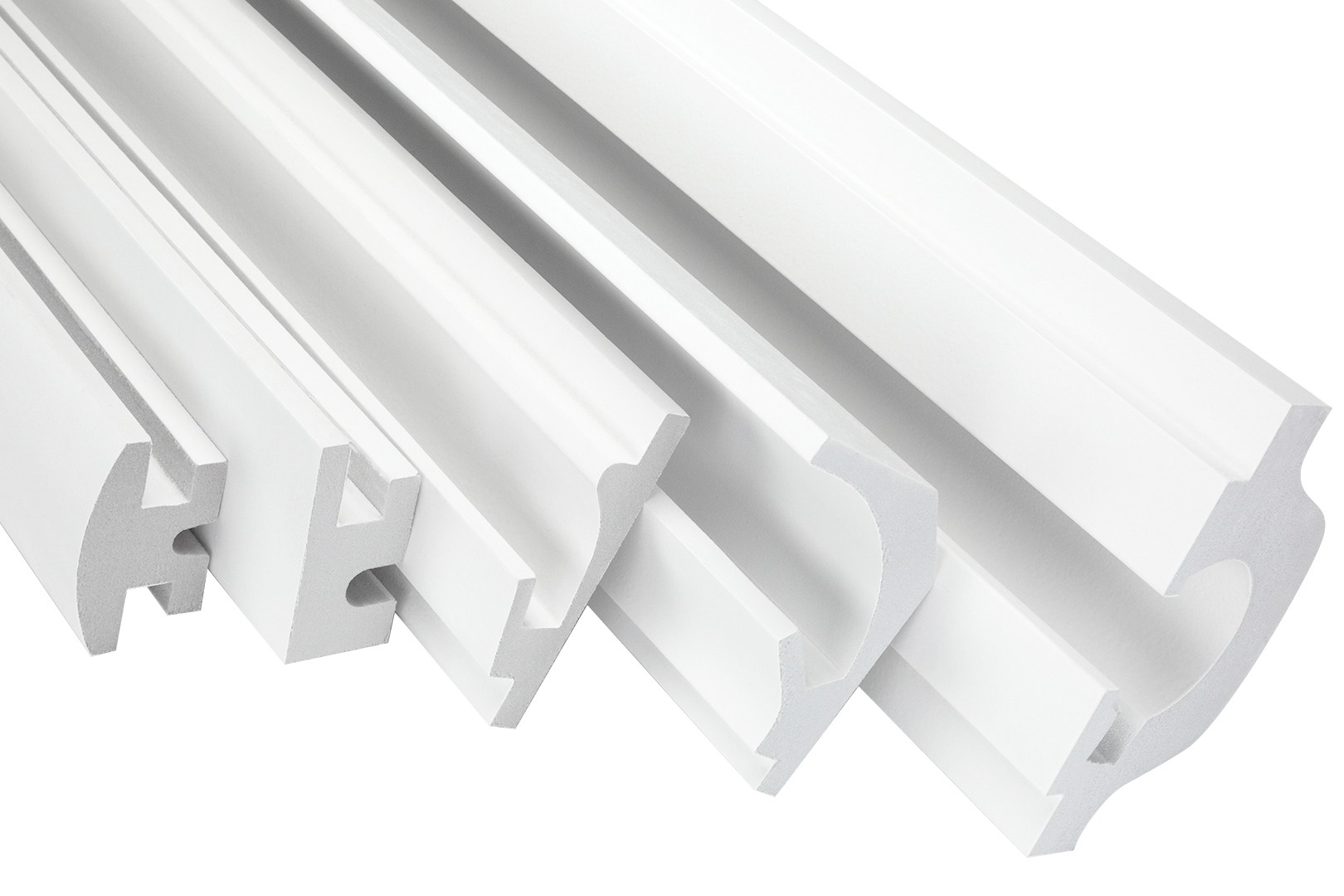 Muster Musterstücke Warenmuster Stuck Polyurethane LED Lichtleiste, KF Serie