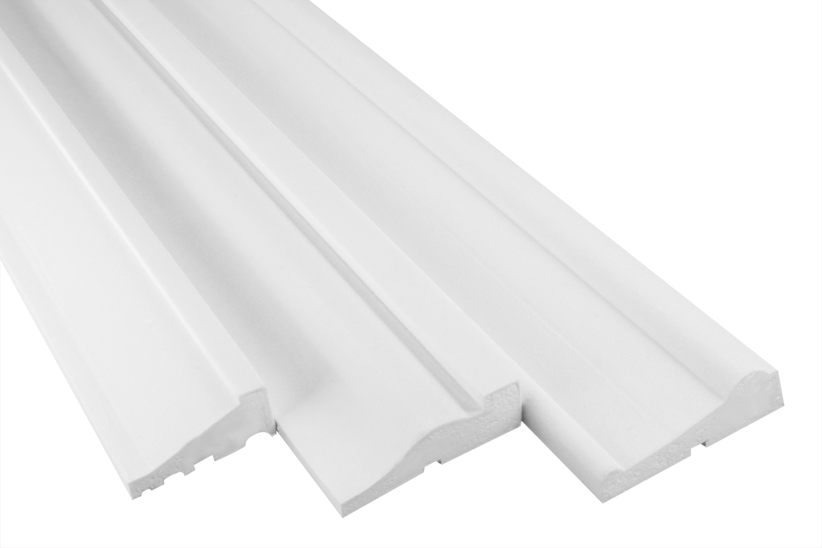 Muster Musterstücke Fassadenprofile MC101-MC129