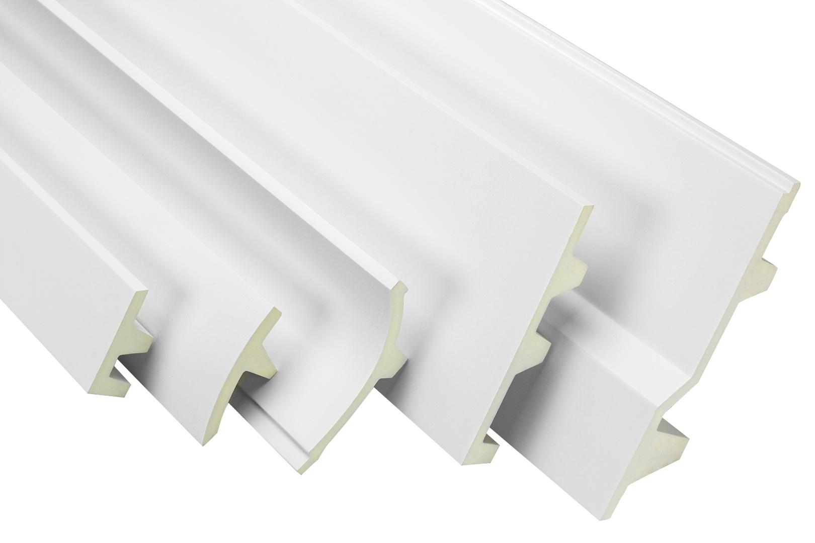 1 SET Muster Musterstücke Warenmuster Polyurethane LED Lichtleiste, KF Serie