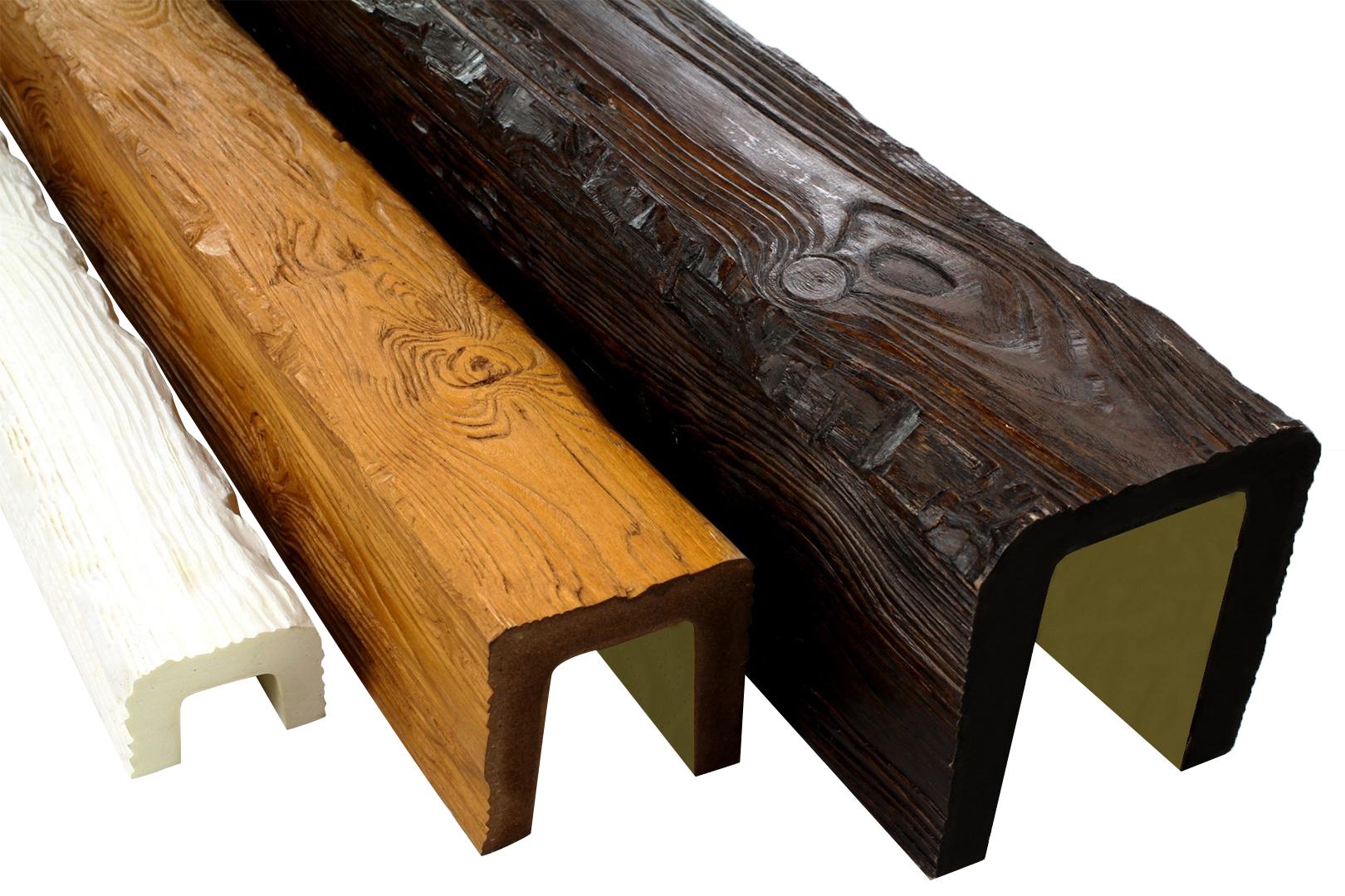 Muster Musterstücke Deckenbalken, Deco Wood