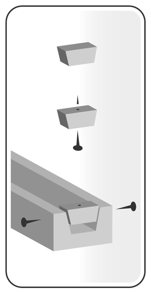 Dekorbalken - Montagebild5