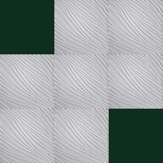 1 m2 Deckenplatten Styroporplatten Stuck Decke Dekor ...