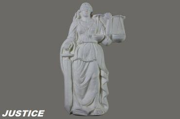 1 Stk. Dekorelement Innendekor, 400x600x10mm, JUSTICE
