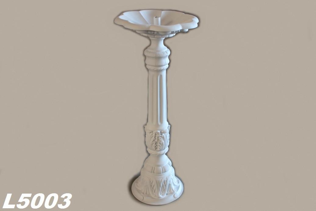 1 Brunnen Wasserbrunnen Untergestell Gestell Dekor stoßfest Ø35/27cm, L5003