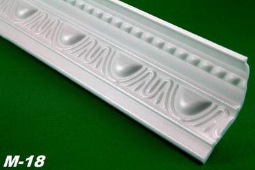 [Sparpaket] 1080 Meter Großhandel Großabnahme Paket Palette Profile Zierleisten 90x50mm, M-18