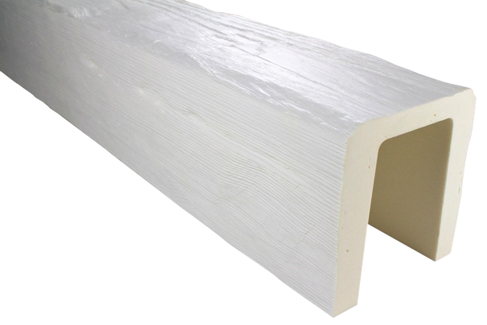 3 Meter Deckenbalken Balken Holzimitat 190x170mm ED104 W Serie Modern