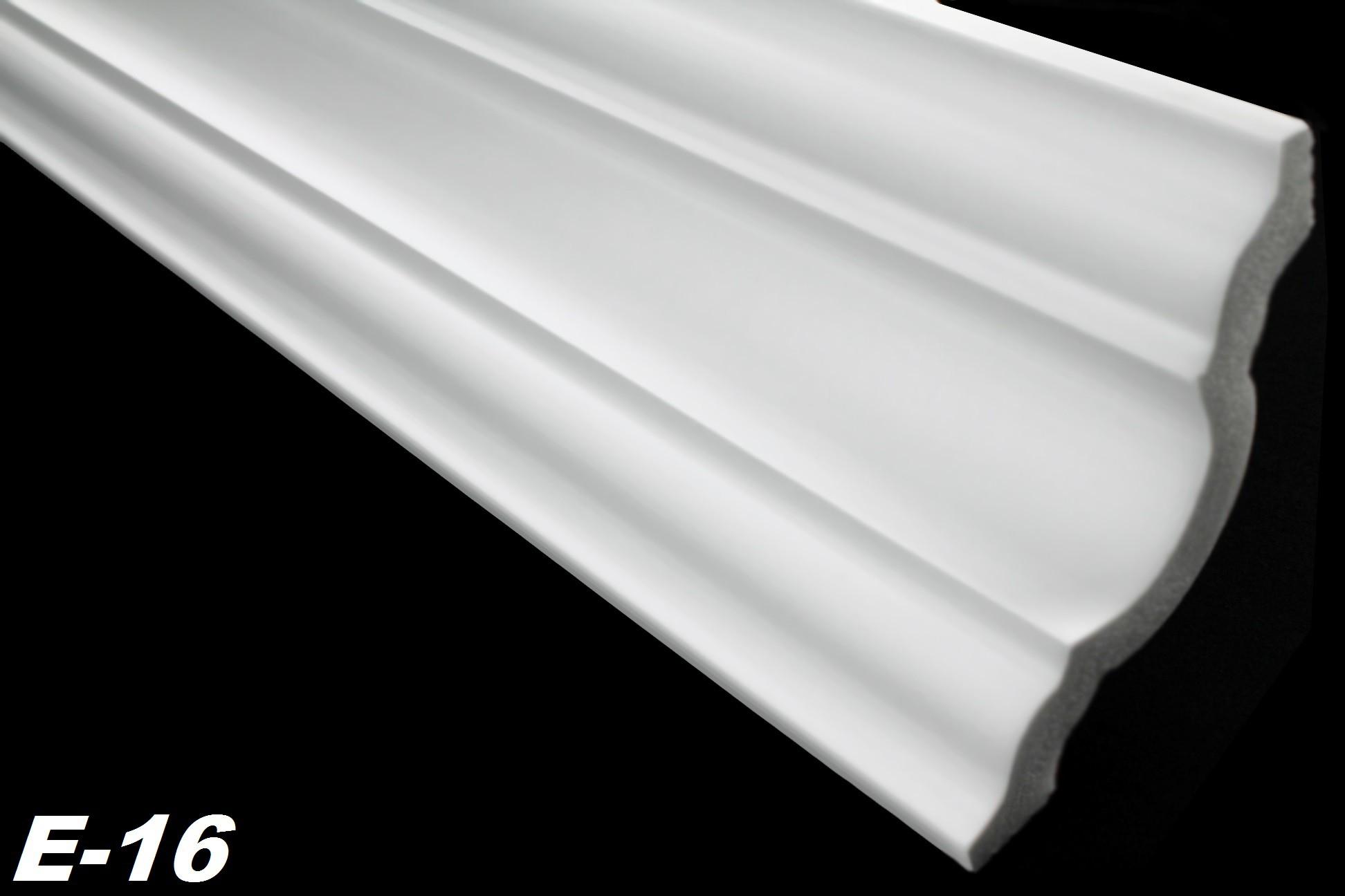 Sparpaket 20 Meter 4 Ecken Deckenprofile Dekor Zierleisten Stuck