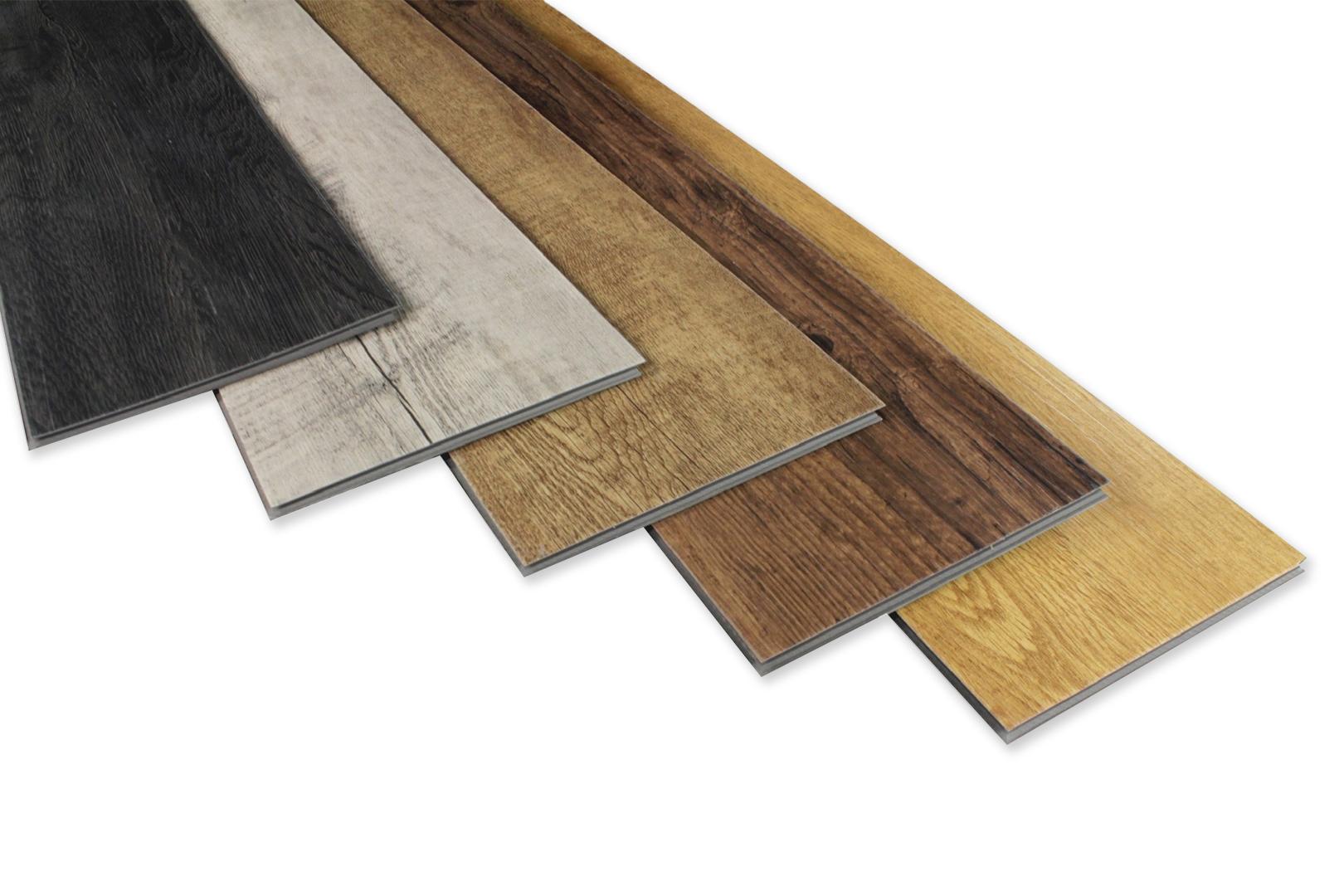 Einzigartig Muster Musterstücke Vinylboden Uniclic Dielen Klick Vinyl Laminat  AE28