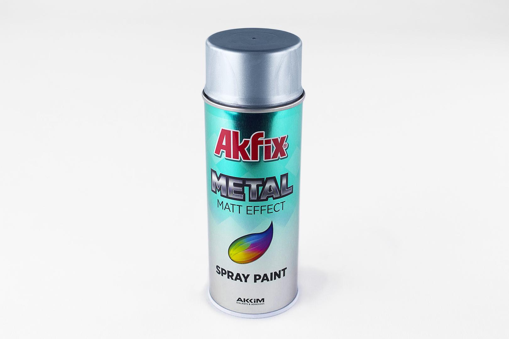 1 dose farbe lack farbspray sprühlack spraydose 400ml silber matt