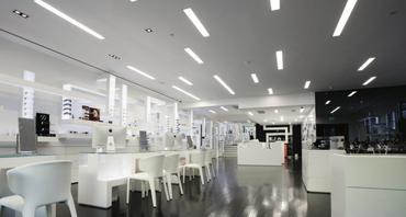 1,15 Meter LED Stuckleiste für indirekte Beleuchtung XPS 180x35, KD405