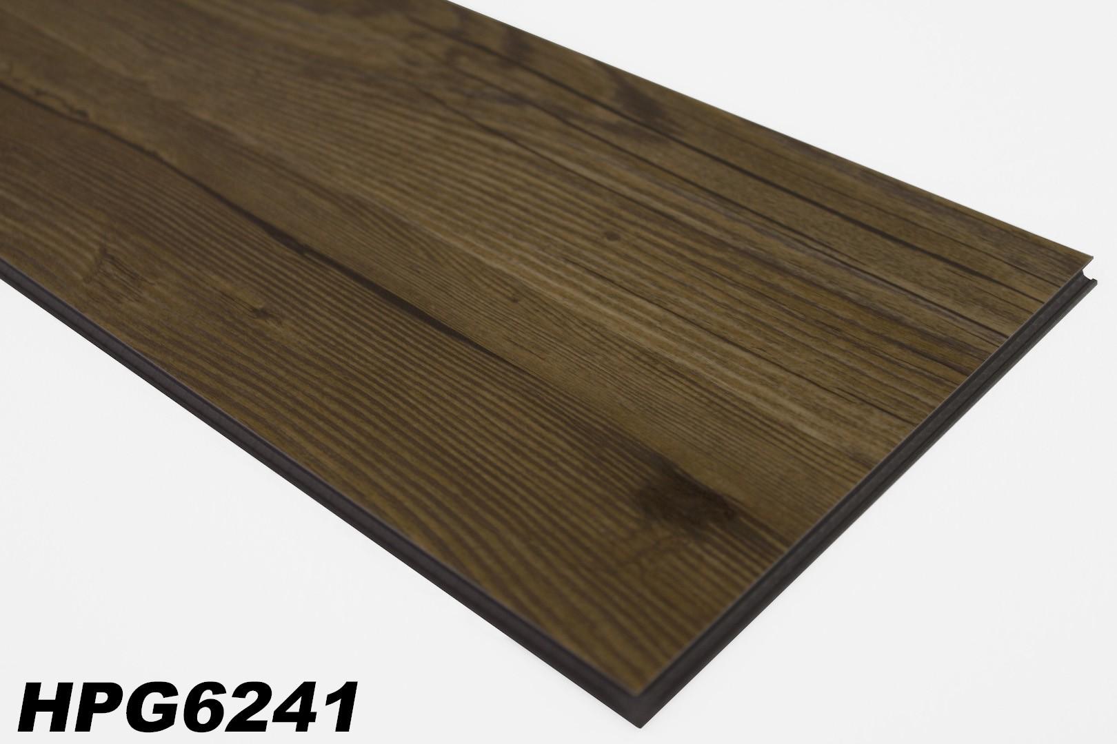 25,44 m² Vinyldielen in 4,2mm Klicksystem PVC-Boden Nutzschicht 0,3mm, HPG6241