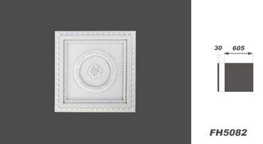 [Sparpaket] 20 PU Platten Deckenplatten Dekorplatten Stuck Dekor stoßfest 60x60cm, FH5082