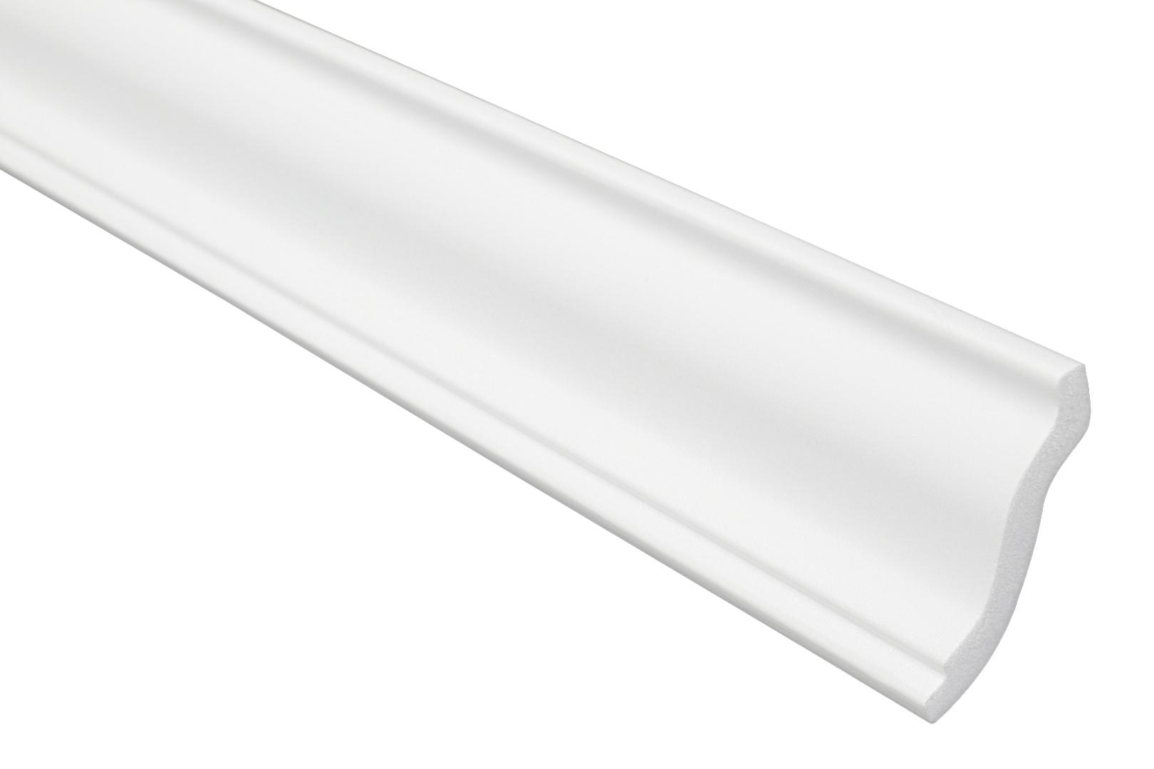 Stuckleiste Zierprofil | XPS | hart | Decora | 45x40mm |DI40
