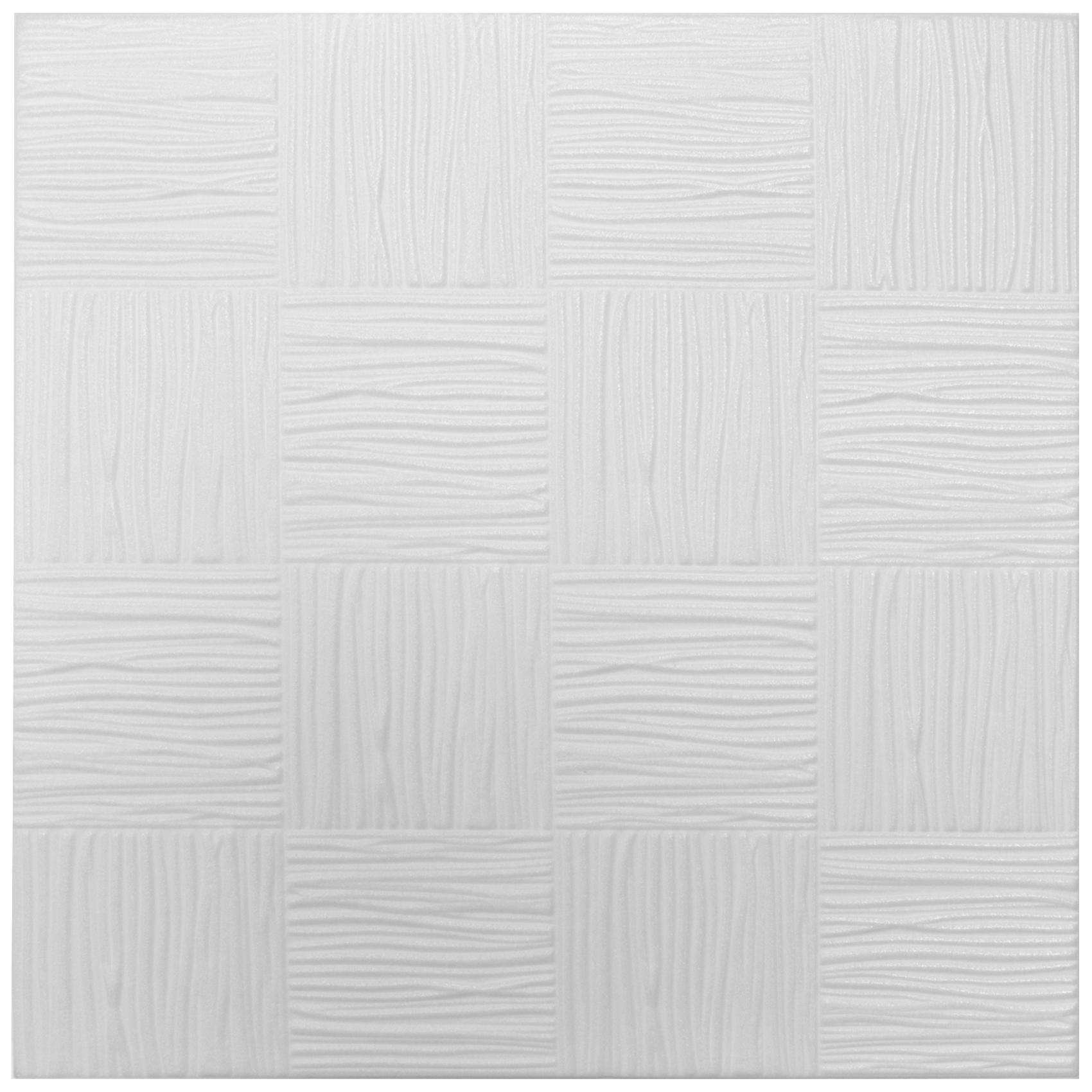 Deckenplatten | XPS | formfest | Hexim | 50x50cm | Nr.10