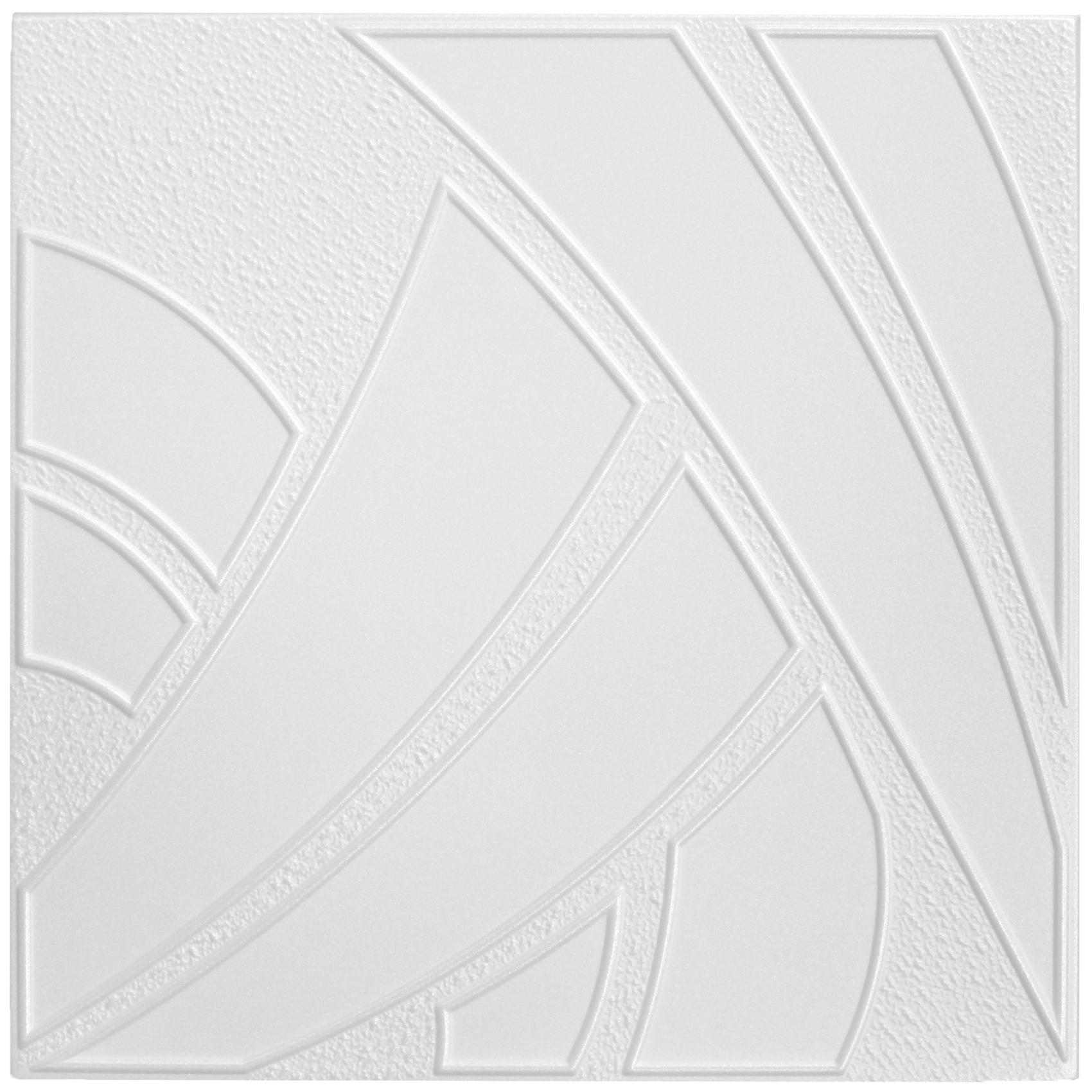 Deckenplatten | XPS | formfest | Hexim | 50x50cm | Nr.43