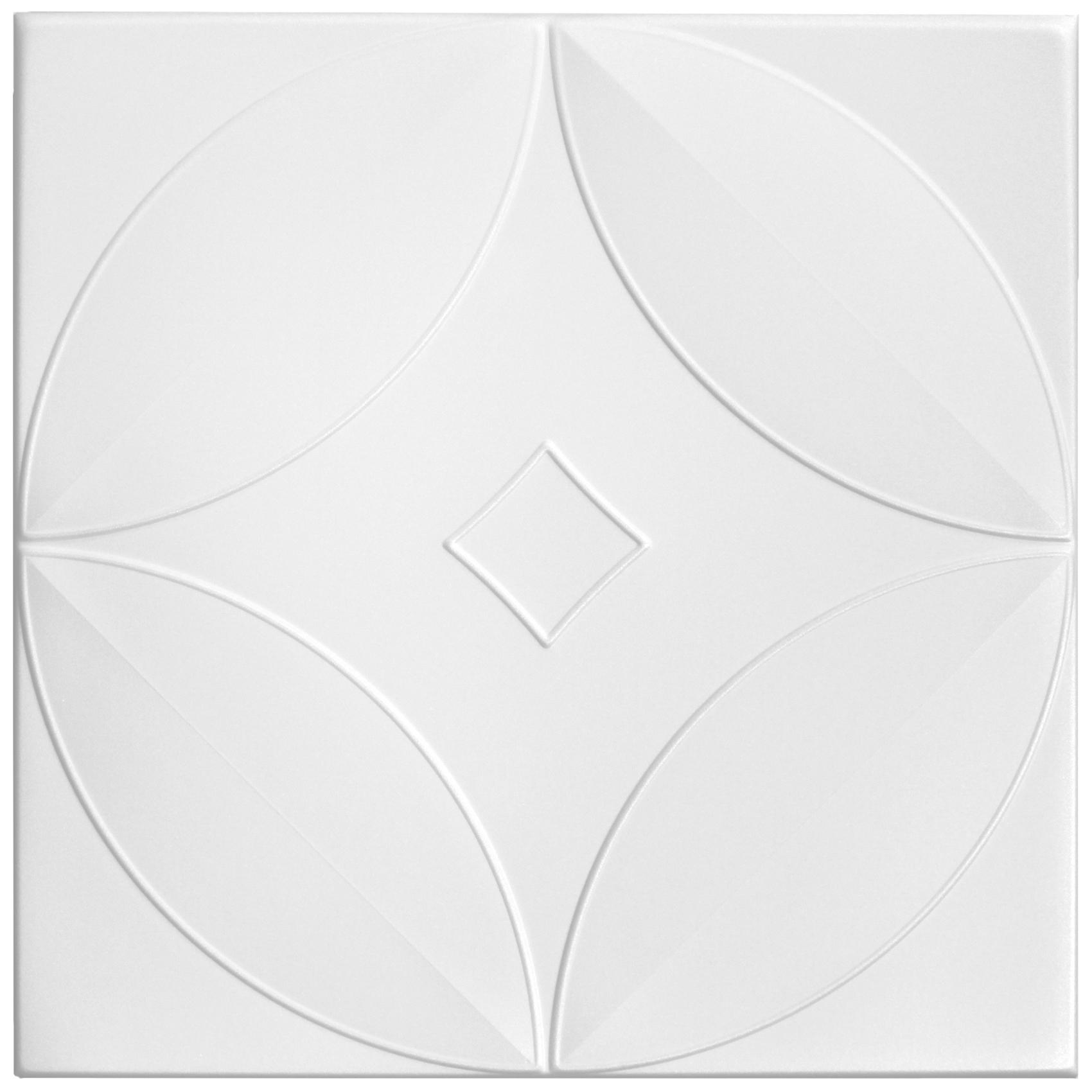 Deckenplatten | XPS | formfest | Hexim | 50x50cm | Nr.63