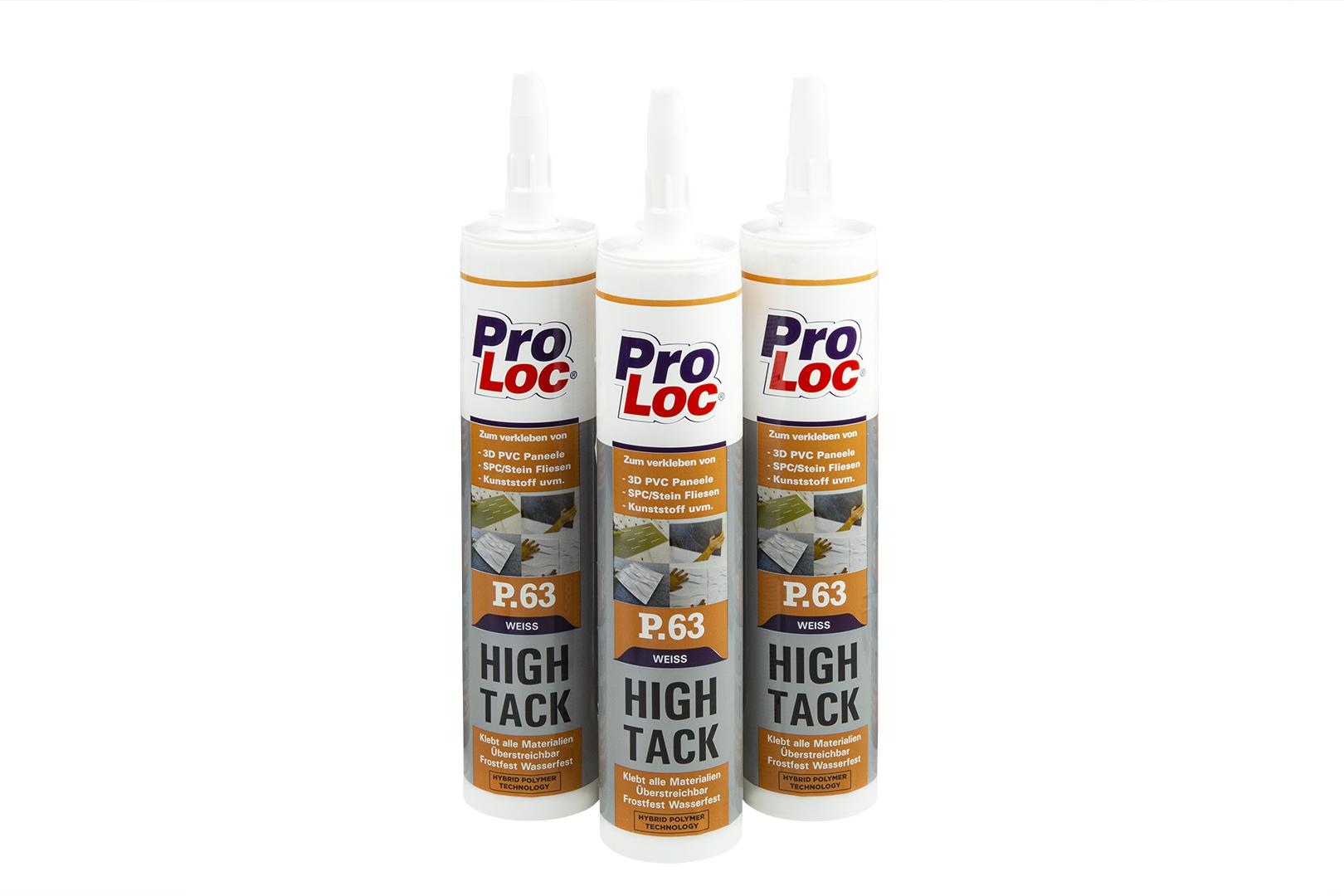 Montagekleber   High Tack   MS- Polymer   ProLoc   P63