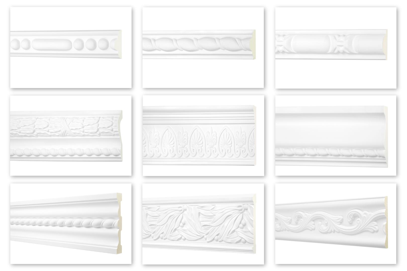 Sockelleisten und Zubeh/ör 60x26 mm Endkappe rechts EKR.8629 integrierter Kabelkanal Kunststoff Fu/ßleisten PVC Moderne Laminatleiste riesige Auswahl