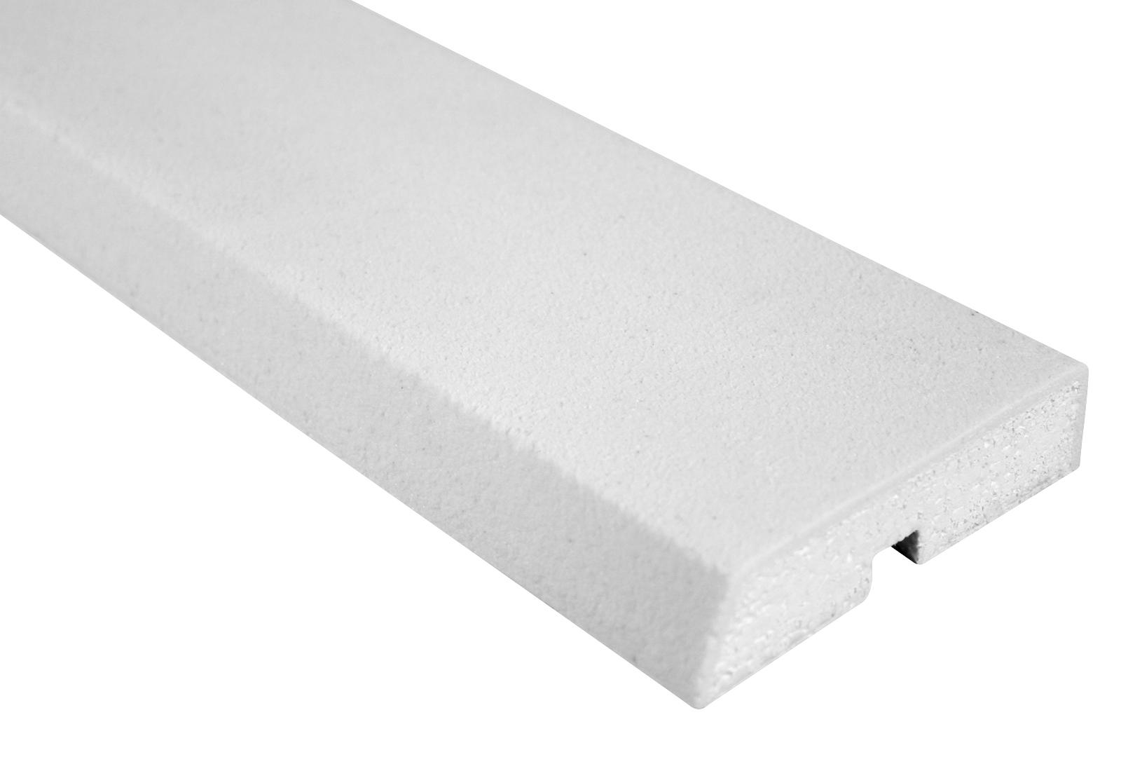 Fassade | Außenstuck | Leiste | EPS | PU |gerade |25x105mm | MC111