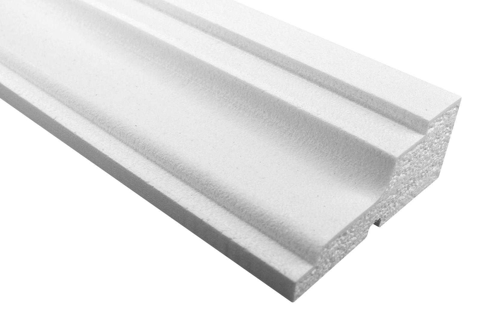 Fassade | Profile mit Ausprägung | EPS | PU |stoßfest |60x150mm | MC165