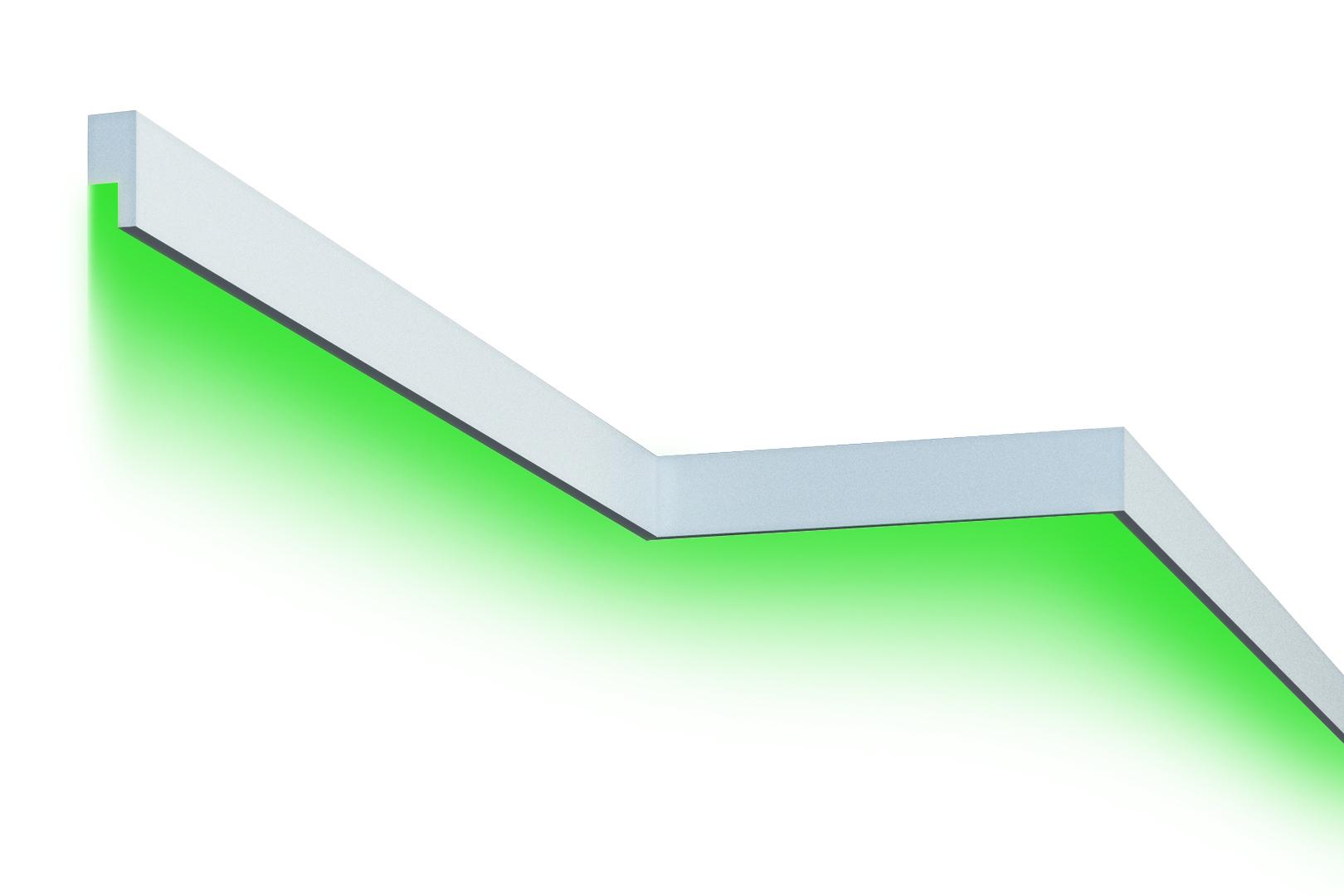 Muster   LED Profil   Musterstücke   Fassadenprofile   wetterfest   20cm   MC301-MC305