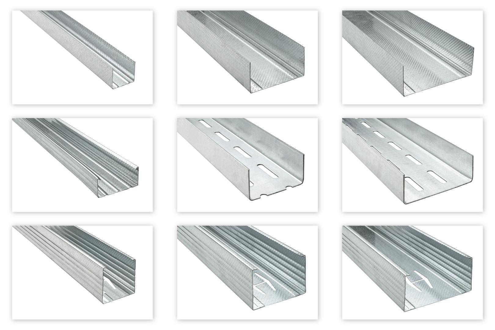 CD UD CW UW UA Trockenbau Profile 2-4m Deckenabhängung Ständerwerk Selbstabholung
