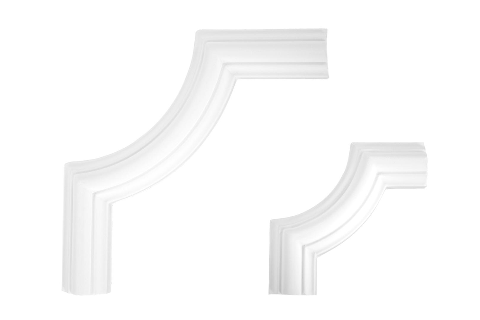 Wand- und Deckenumrandung | Fries | Stuck | PU | stoßfest | CR727/A/B