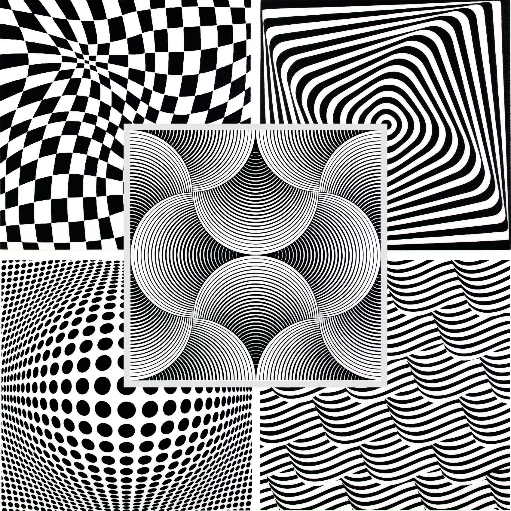 2 qm | Deckenplatten | Panorama Effekt | XPS | 50x50cm |Hexim | Black