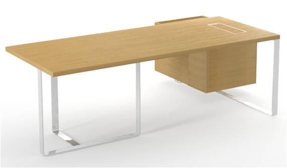 chefb ro plana maximus ein eiche komplettb ro komplettset ebay. Black Bedroom Furniture Sets. Home Design Ideas