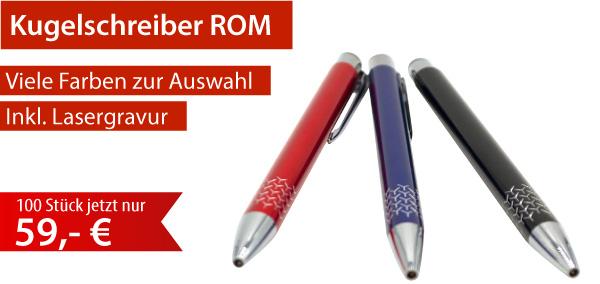 Kugelschreiber Rome