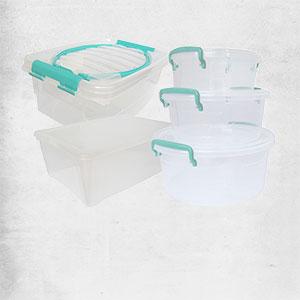 Hobby Line PRO Aufbewahrungsboxen aus Kunststoff