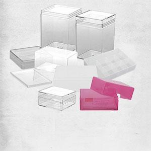 VarioColors Kleinteile Aufbewahrungsboxen