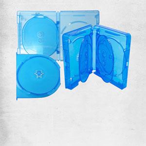 Blu Ray - HD DVD Hüllen