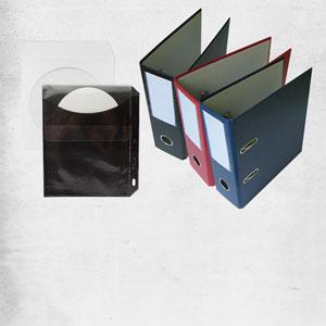 Sleeves für CD DVD