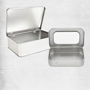 Metalldosen im DIN Format Übersicht