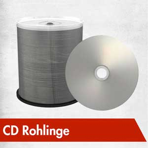 CD Rohlinge Spindel