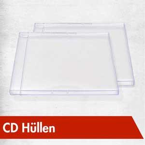 CD Hüllen Tray