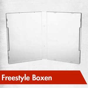 Freestyle Klarsicht Verpackung