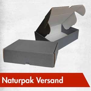 Naturpak Versand Verpackung
