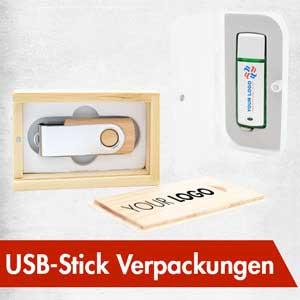 USB Stick Verpackungen