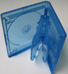 Elite Blu-Ray Case Hülle 6fach 15 mm