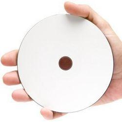 Aqualock Glossy DVD-R Inkjet bedruckbar wasserabweisend 4,7GB/16x