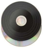 Vinyl Collection 8cm Mini CD-R im Schallplattendesign