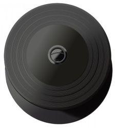 Vinyl Collection 12cm CD-R im Schallplattendesign schwarz/schwarz